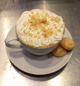 Amaretto Latte 2